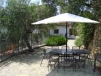 Alfresco Terrace with BBQ