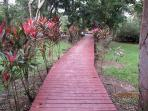 raised walkway