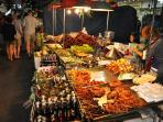 Hua Hin night market walking street [5 minutes drive]