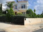 Front of Villa Jojo