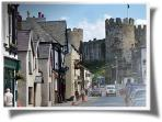 A Riverside Walk to the Medieval Town of Conwy