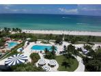Sea Coast Tower Miami Beach Florida