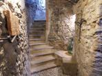 the old cellar/cantina