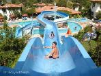 Childrens Pool at Orka Hotel