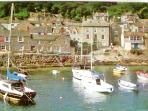 Mousehole Village