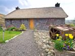 Clan Cottages - Clan MacDonald cottage (No.5) Cat 2 Disabled Award - Visit Scotland