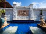 Plunge Pool, Water beds