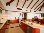 Living, Open Kitchen