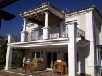 Ocean Golf villa
