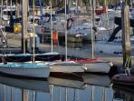 Marinas at Lymington