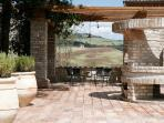 TUSCANY FOREVER GIGLIO D  max 4 guest BOUTIQUE HOLIDAY RENTAL IN VOLTERRA pool tennis