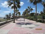 Beach Promenade Puerto Banus