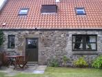 Goose cottage from garden