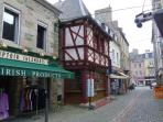 Paimpol - old town