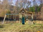 Lochaber Lodges Play Area