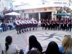 Festival In Village Square