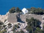 Monolithos Castle 30 kms away