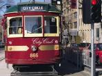 Close to Melbourne's Free City Circle Tram and all free CBD trams. Enjoy free travel around the city