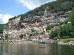 Beynac boat trip