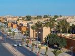 Local town Tiznit 8Km away, here are many banks with ATMs,shopping markets-souks,chemists ,hospitals
