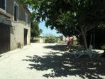Mas Viala in a small rural village