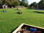 The Old Farm play area
