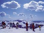 Abetone sky resort