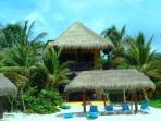 Casa Canciones private beachfront condo.