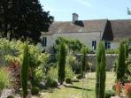 Formal and informal gardens