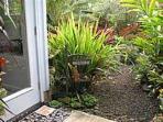 Garden Room Entry