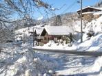 Close to village and lifts - outstanding value for large groups