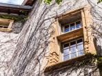 Une fenêtre de la tour