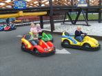 Hollywell Bay  -   a great fun park,   just a few miles away, for a fun day out