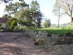 Large spacious Gardens.