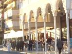 In Torrevieja Town