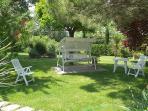 Front Garden La Colonica