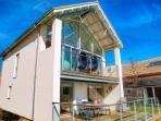The uber funky architect designed 4 bedroom luxury villa, designed by Richard Reid Architects