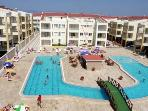 Aquavista Village Complex with Large Horseshoe fresh water swimming pool