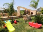 Villa Anna childrens play area