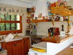 Kitchen. SA PUNTA COSTA BRAVA