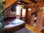 Casa Crina, room 3 (Casa Vale, Sibiu, Transylvania, Romania)