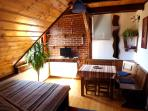 Casa Crina, room 2 (Casa Vale, Sibiu, Transylvania, Romania)