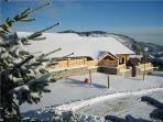 CAMBRE - sous la neige