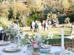 A Wedding celebration at El Molino del Conde