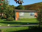 We have small one bedroom chalets too!
