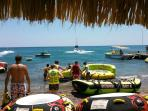 Faliraki beach water Sports 700 meters from colonials