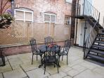 Blakeway & Brookes courtyard