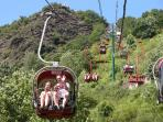 Chairlift at Cochem