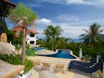 Villa Seaview Garden, 3 apt and 1 villa with oceanview. Welcome