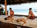Local spa treatments (massage/manicure/pedicure/foot scrub/nail art) can all be arranged for you